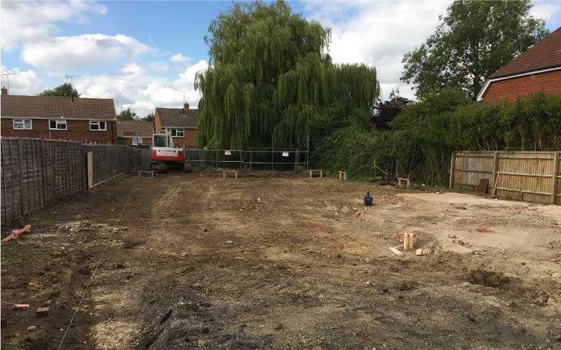 New Builds Bracknell